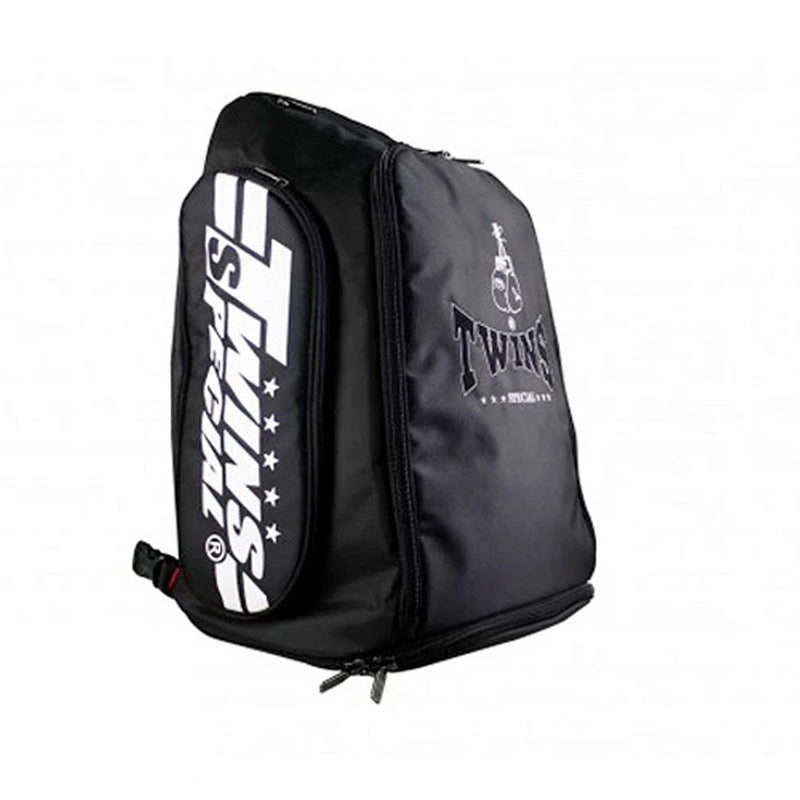Twins Special BAG-5 Convertible Extended Backpack Black