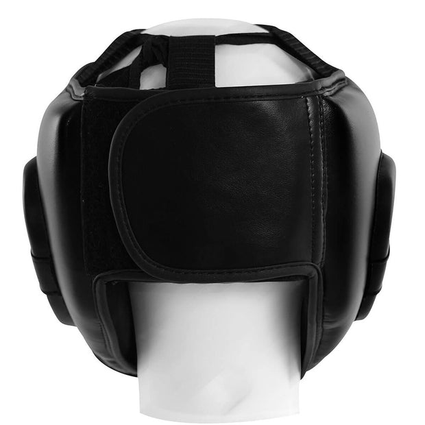 Adidas Pro Full Protection Boxing Headguard Back