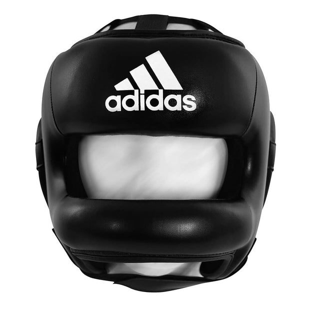 Adidas Pro Full Protection Boxing Headguard Front