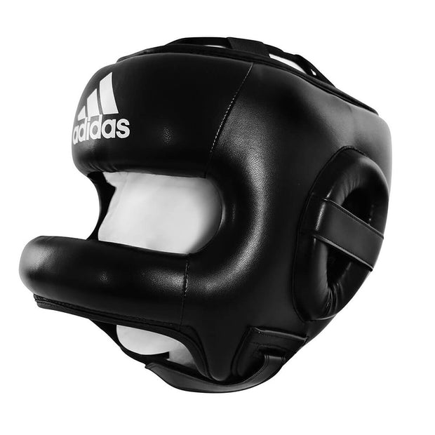 Adidas Pro Full Protection Boxing Headguard Side