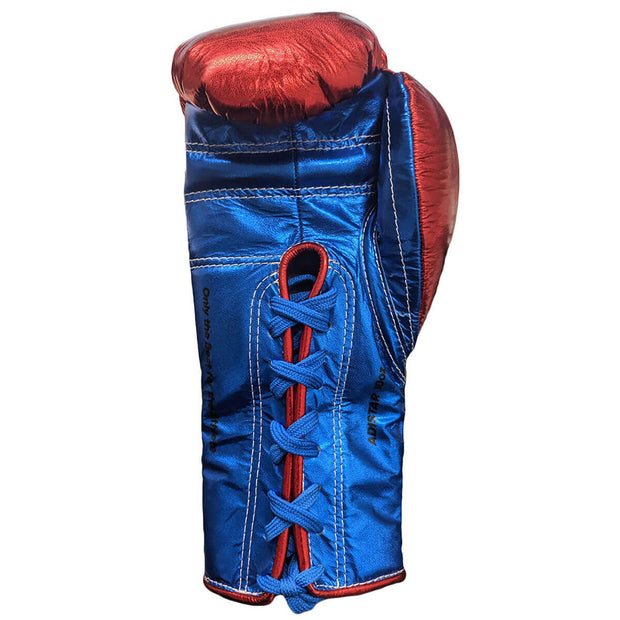 Adidas Speed 750 Adistar Fight Gloves 10oz Back
