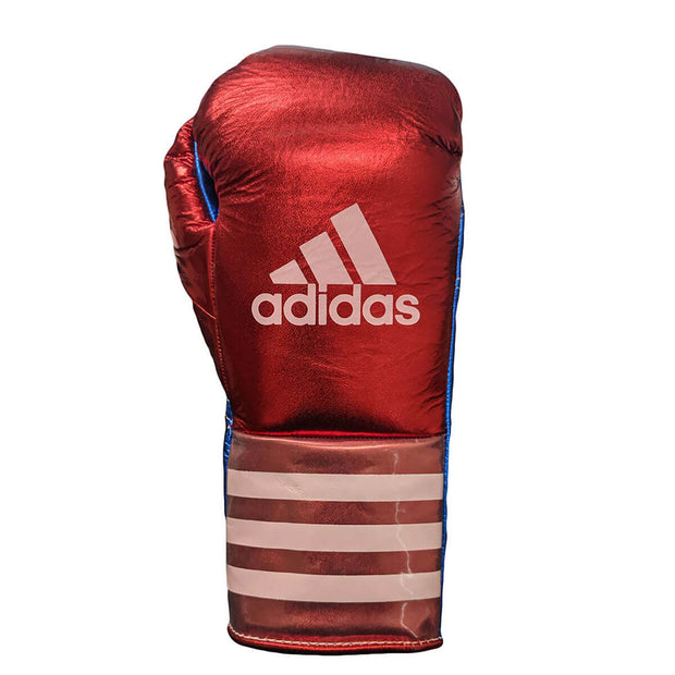 Adidas Speed 750 Adistar Fight Gloves 10oz Front