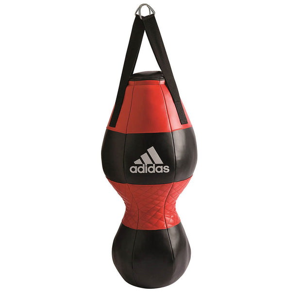 Adidas Double End Bag 33x82cm -Blk/Red/Wht Front