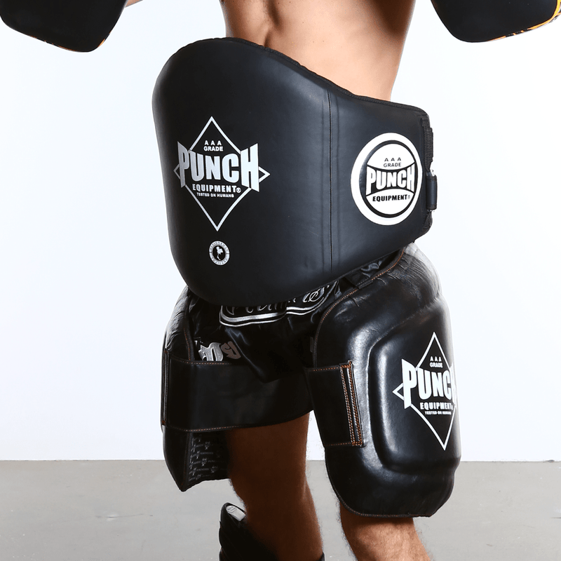 Punch Equipment Belly Pads Black Diamond Belly Pad - Punch Equipment