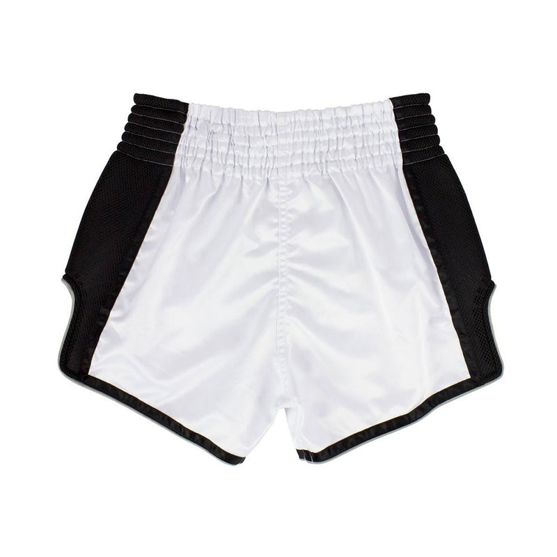 Muay Thai Shorts - BS1707 White Back
