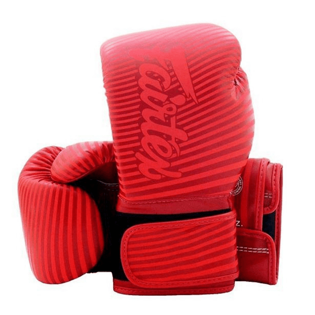 Fairtex Boxing Gloves 12 oz Fairtex Boxing Gloves Micro Fiber Minimalism Art Design (BGV14R)