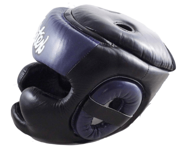 Fairtex Headgear Fairtex Diagonal Vision Sparring Headguard  (HG13)