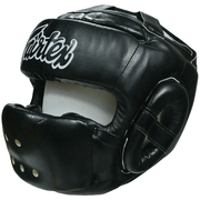 Fairtex Headgear Fairtex Full Face Protector Headgear