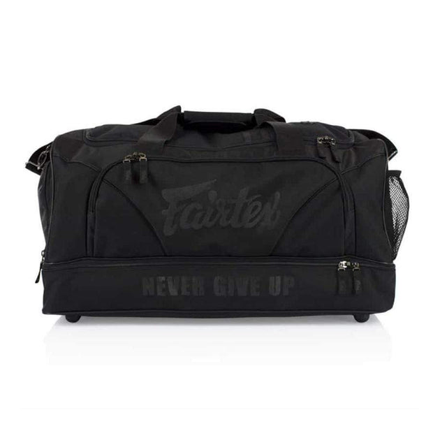 Fairtex Bags Fairtex Gym Bag - Black (BAG2)