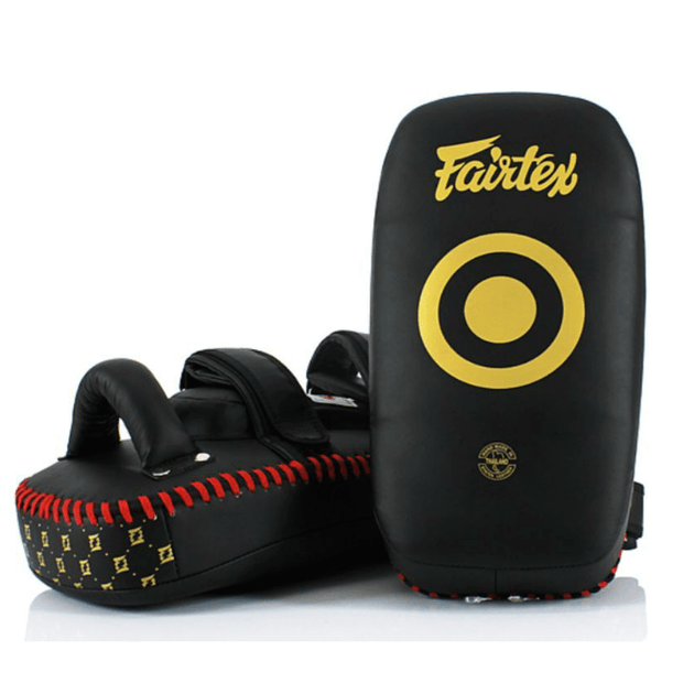 Fairtex Thai Pads Fairtex Lightweight Micro Fiber Thai Pads (KPLC5)