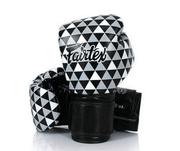 Fairtex Boxing Gloves 8 oz / Prism Fairtex Microfiber Lightweight Boxing Gloves (BGV14)