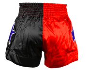 Fairtex Muay Thai Shorts Fairtex Muay Thai Shorts - Red/Black (BS85)