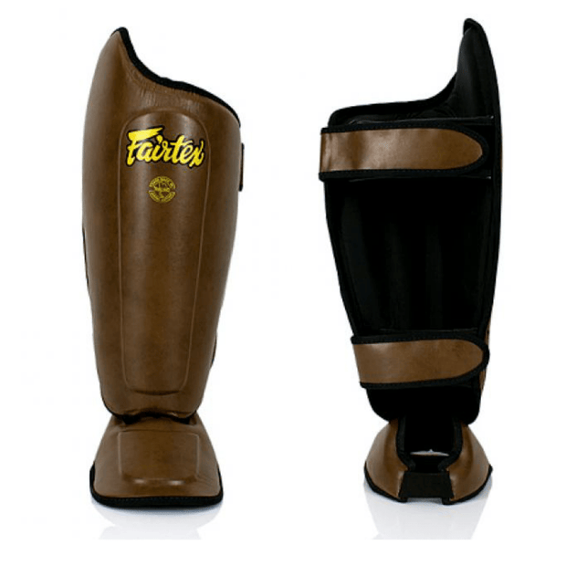 Fairtex Shin Pads Small/Kids Fairtex Non-Detachable Shin Guard (SP8)