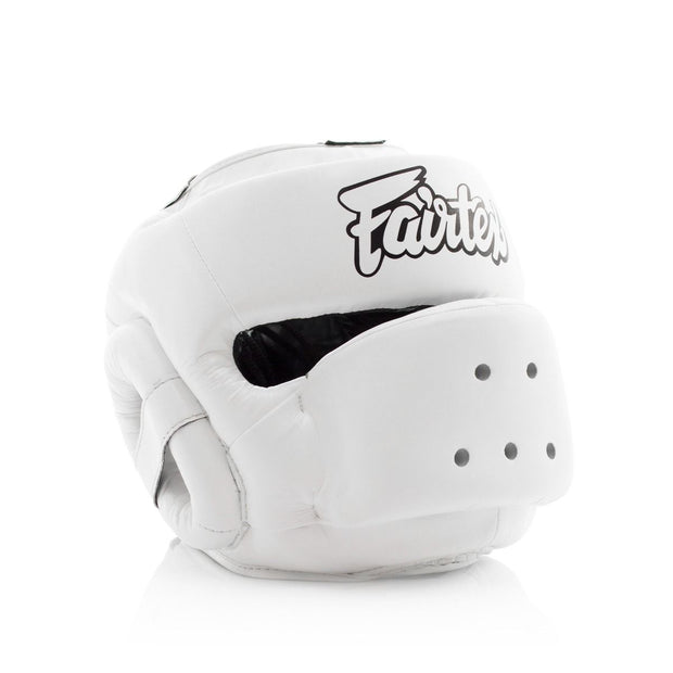 Fairtex Full Face Protector Headgear HG14