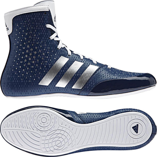 Adidas Legend 16.2 Blue/White Side and Sole
