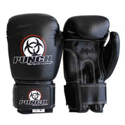 Punch Equipment Boxing Gloves Black Kids / Junior Urban Boxing Gloves 4oz - Punch Equipment