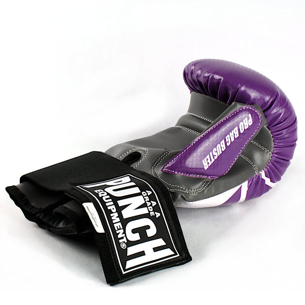 Pro Bag Busters Commercial – Bag Boxing Mitts - Punch Equipment