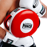 Mexican Fuerte Boxing Shield