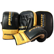 Urban Boxing Gloves & Pads Combo - Punch