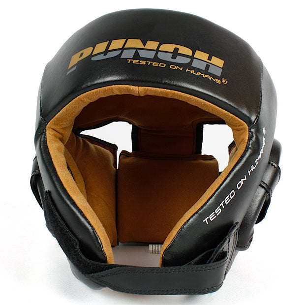 Urban Open Face Boxing Headgear - Punch Equipment