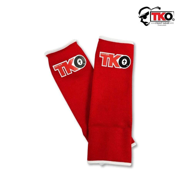 TKO Ankle Supports Red TKO Ankle Supports (3 Colours Available)