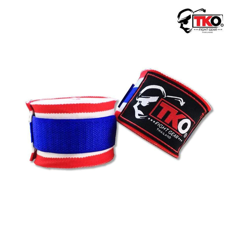 TKO Hand Wraps Flag TKO Boxing Hand Wraps