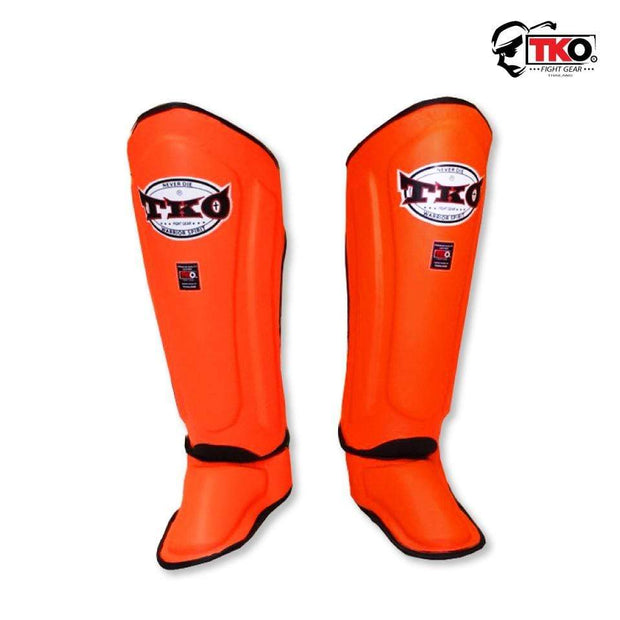 TKO Shin Pads TKO Microfiber Leather Shin Guards