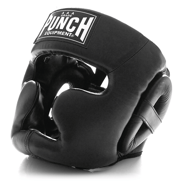 Punch Equipment Headgear Small / Black Trophy Getters Full Face Boxing Headgear - Punch Equipment