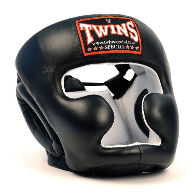 Twins Special Headgear Medium Twins Special Muay Thai / MMA / Boxing Full Face Sparring Headguard (HGL-3)