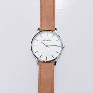 Bekväm Watch - White