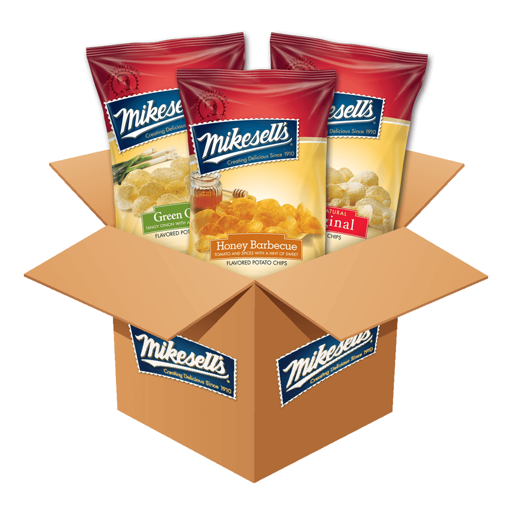 Mikesell's Snack Food Company – Mikesells