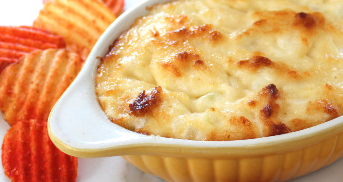 Mikesell's Baked Onion Dip