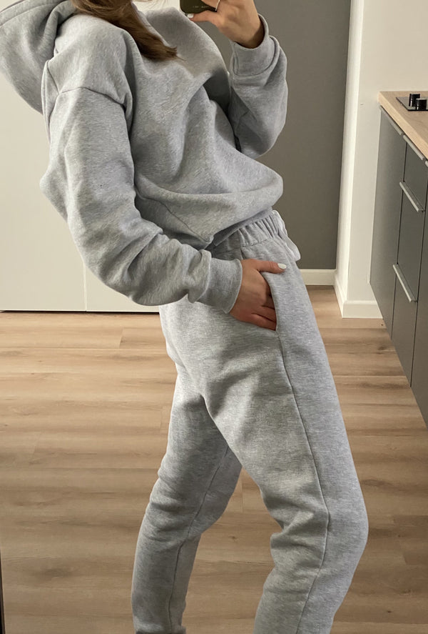 warm bio cotton lounge suit