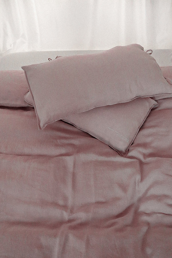 Linen pillow covers 2pcs