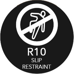 R10 Anti Slip Rated | Decoridea.co.uk