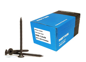 Drywall Screws Grey Phosphate From £3.68 - Decoridea.co.uk