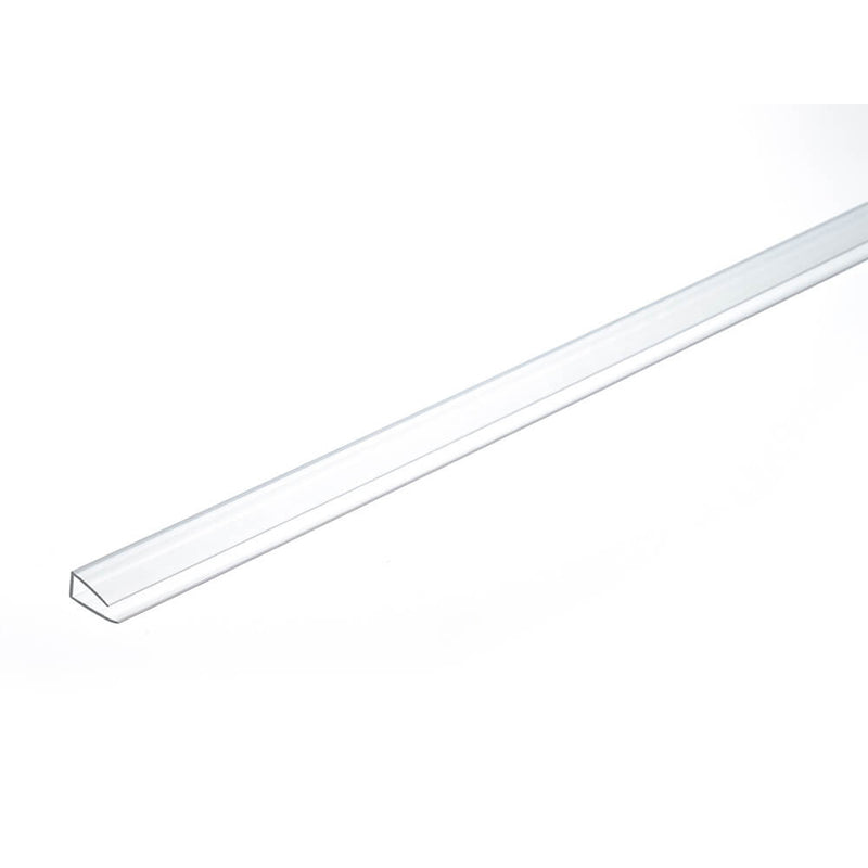 4mm 6mm Polycarbonate U Profile Clear Various Size 10 Year Warranty From £2.16 - Decoridea.co.uk