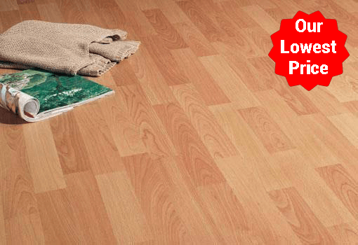 Berry Alloc Beech 3str 8mm Laminate Flooring (3030-2914) Our Lowest SQM Price Ever £7.95 - Decoridea.co.uk