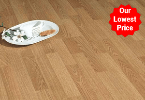 Berry Alloc Oak 3str 8mm Laminate Flooring (62000326) Our Lowest SQM Price Ever £7.95 - Decoridea.co.uk