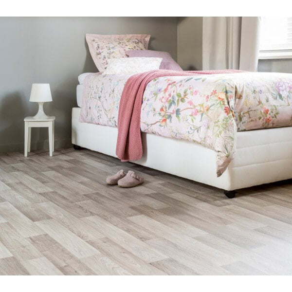 Chaparral Oak 544 Commercial Vinyl Lino Flooring 4m Width Square Metre Price is £8.95 - Decoridea.co.uk