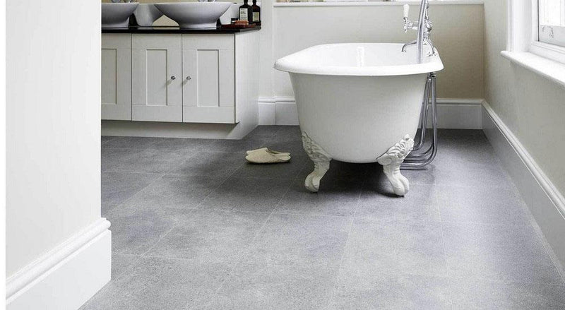 Factory 595 Super Vinyl Lino Flooring 4m Width Square Metre Price is £7.95 - Decoridea.co.uk