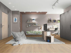 Egger Natural Luena Oak 10mm Extra Long Mammut Plus Laminate Flooring 2050mm x 245mm (EHL115)