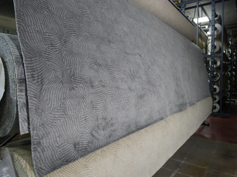 Pembrokeshire Carpet Grey 60 OZ Heavy Commercial & Residential Carpet Roll Square Metre Price is £11.90 - Decoridea.co.uk