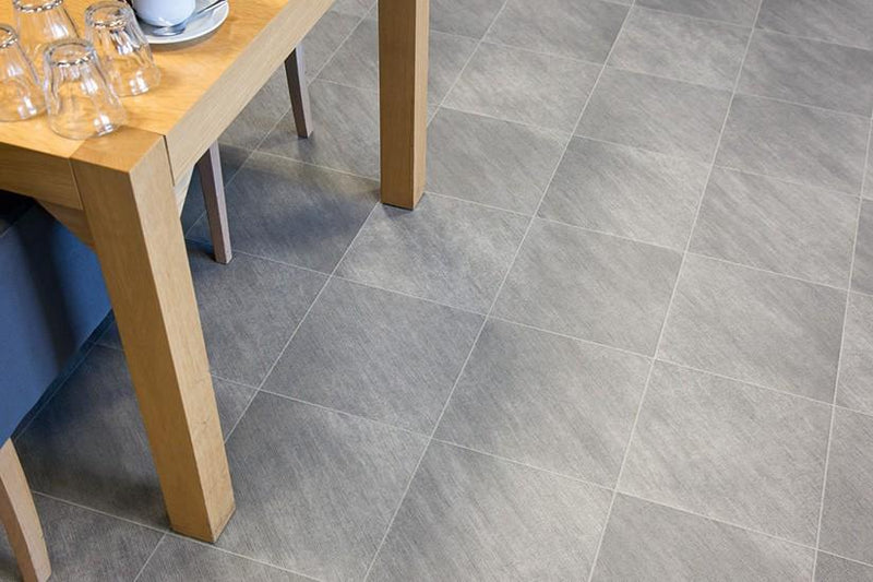 Pizarra 593 Safety Commercial Vinyl Lino Flooring 3m Width Square Metre Price is £10.49 - Decoridea.co.uk