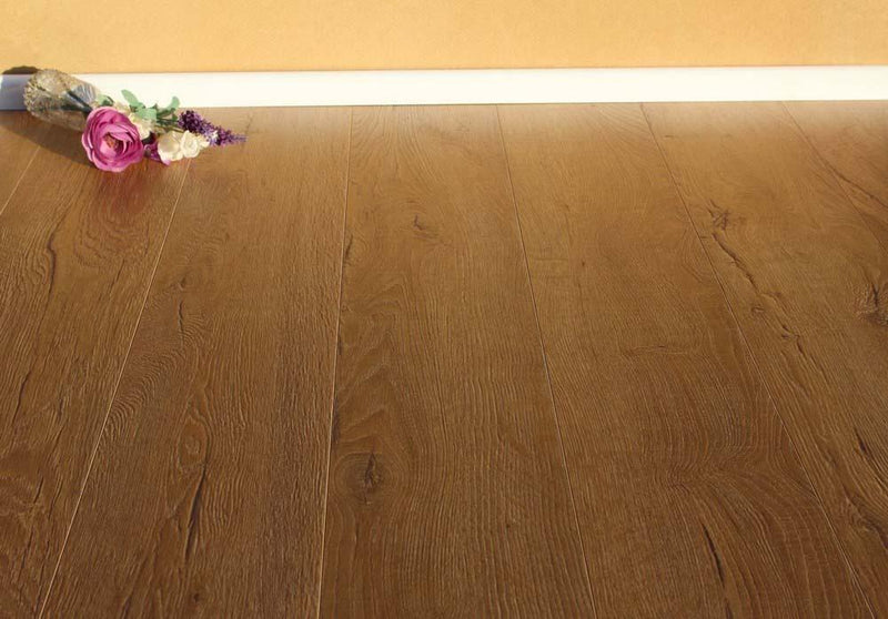 Poliface Project Morena 8mm Laminate Flooring Square Metre Price is £6.80 - Decoridea.co.uk