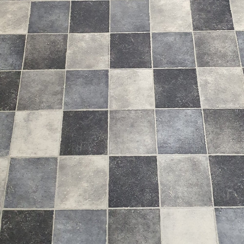 Pompei D 578 Vinyl Lino Flooring 4m Width SQM Price is £9.95 - Decoridea.co.uk