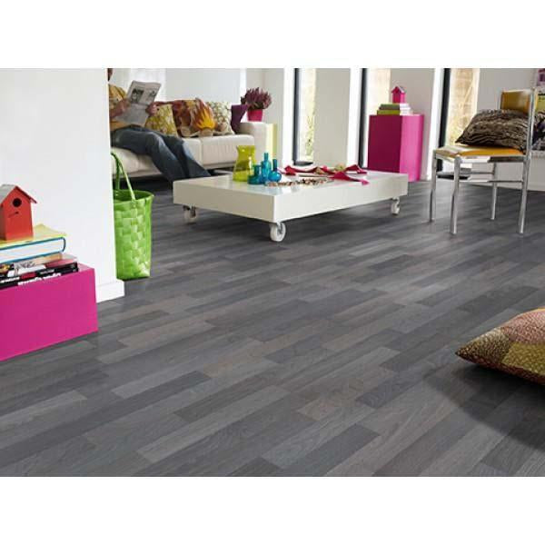 Tarkett Essentials Grey 8mm Laminate Flooring Square Metre Price is £6.80 - Decoridea.co.uk