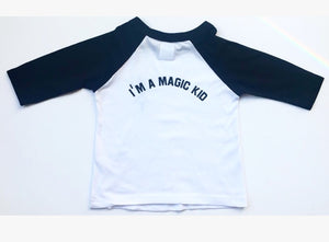 "BASEBALL  ""I´M MAGIC KID"""