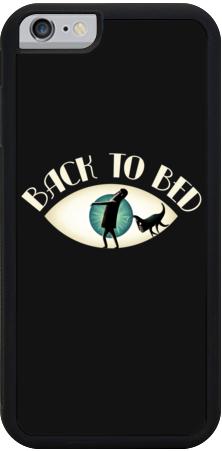 Back To Bed Iphone Case