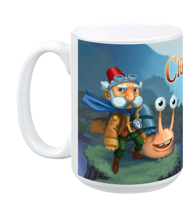 Chronology Mug